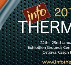Infotherma 2018, Ostrava  22.-25.1 2018